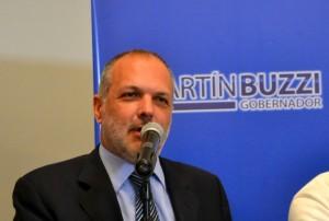 Gobernador Martin Buzzi 2