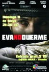 Afiches Eva No Duerme