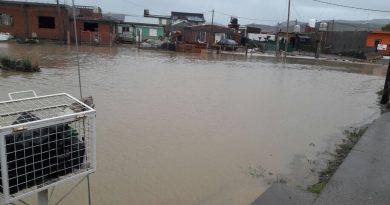 Hay confirmada una sola víctima fatal por  la catástrofe pluvial en Comodoro Rivadavia