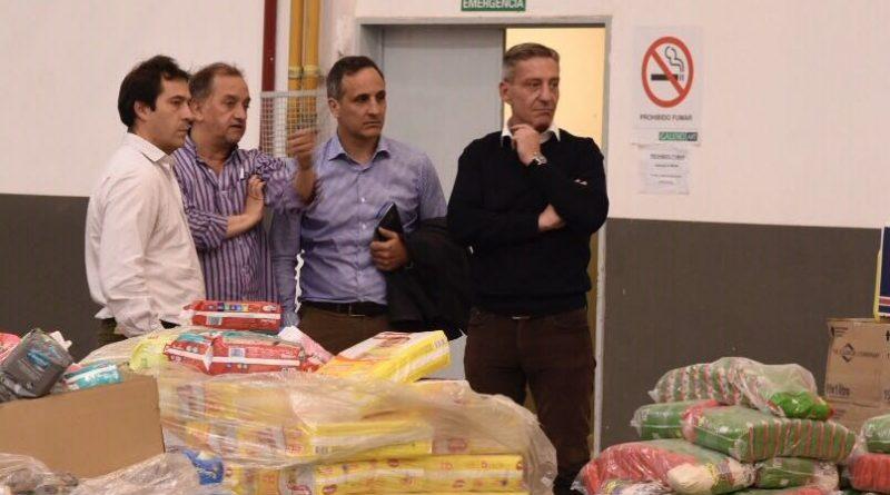 Las máximas autoridades de PAE comprometieron  apoyo para la recuperación de Comodoro Rivadavia
