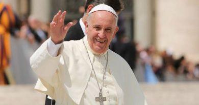 El Papa Francisco envió su bendición  a damnificados por el temporal