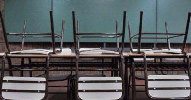 Información de las localidades donde continúan  suspendidas las clases por el temporal de nieve
