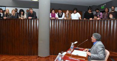 Legislatura: Pedido de Informes por Hidroeléctrica Ameghino