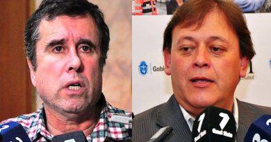 Ricardo Fueyo Néstor Hourcade Chubut PJ Frente Para La Victoria