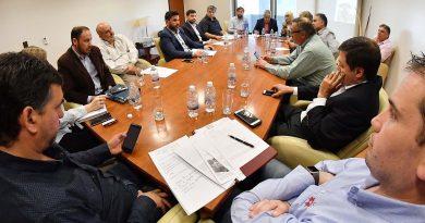 Mamet expuso ante diputados sobre la situación rural e industrial de la provincia