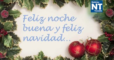 Feliz Navidad, Noticias Trevelin.