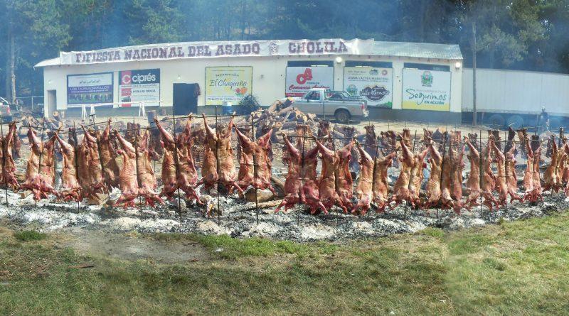 El Telebingo llega aCholila con la Fiesta del Asado