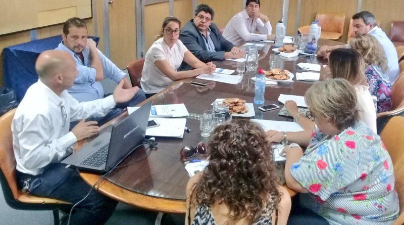 Salud fue sede de la primera reunión interministerial del año sobre Discapacidad