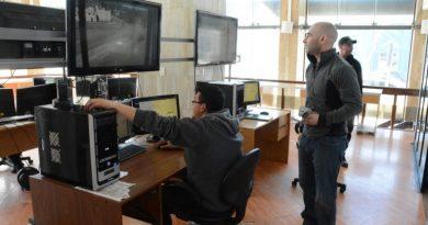 Federico Massoni denunció la compra irregular de cámaras de seguridad