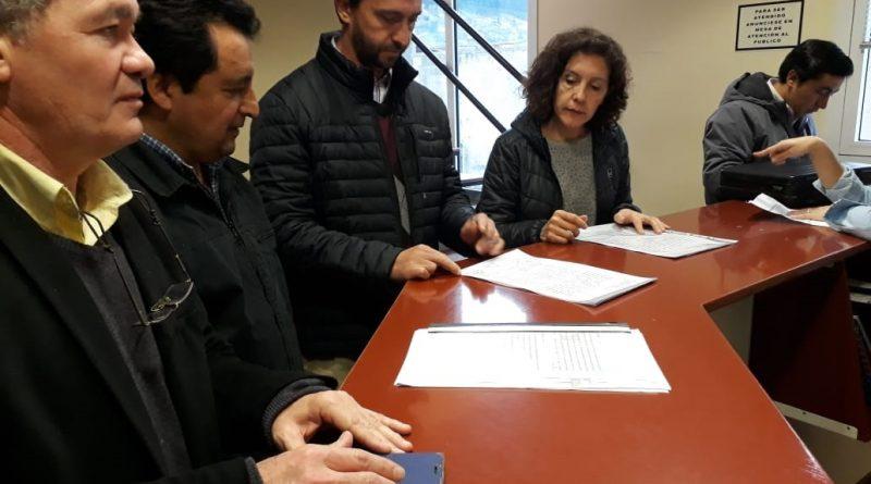 Omar Aleuy denunciado por defraudación a la administración pública