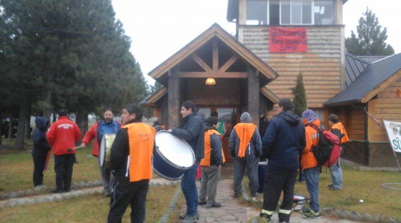 Trabajadores de Bosques repudian la suspensión de la paritaria