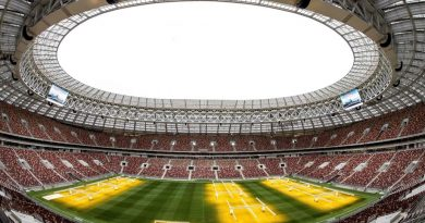 La fiesta inaugural del Mundial Rusia 2018: horario y TV