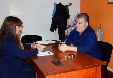 Río Senguer: El Ministerio de Educación y el Municipio acordaron trabajar en conjunto para la educación de la localidad