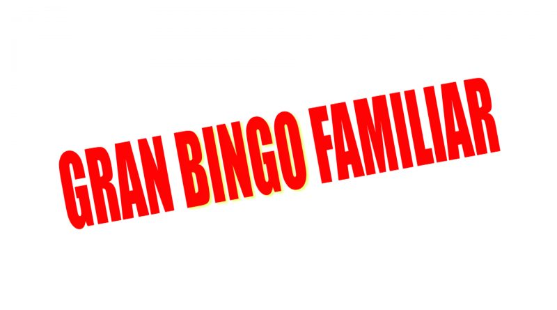 Este domingo se realizará gran bingo familiar en Aldea Escolar