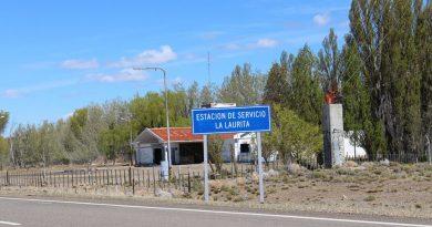 Lugares olvidados en la Patagonia
