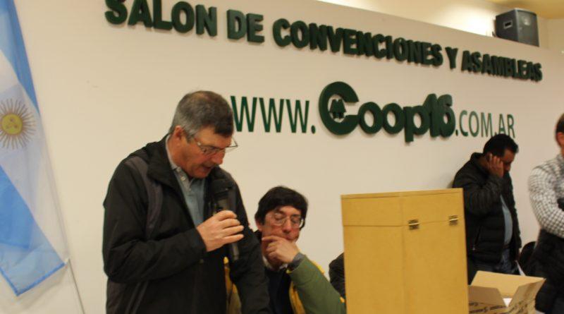 Juan Garitano solicitó costo diferencial de la energía mayorista