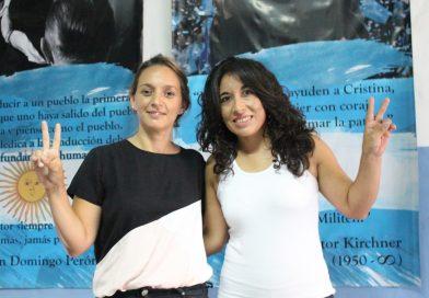 Paso de Indios: Oficializaron lista de Analia Cardoso