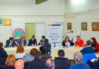 """Arcioni: """"Las empresas están volviendo a confiar en el Gobierno Provincial porque estamos activando y dando respuestas"""""""