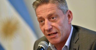 Arcioni reclamará ante la Corte Suprema de la Nación la restitución del Fondo Sojero
