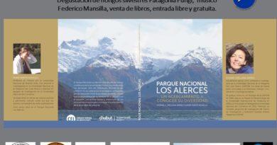 """Presentan libro del Parque Nacional los Alerces: """"Un acercamiento a conocer su diversidad»"""