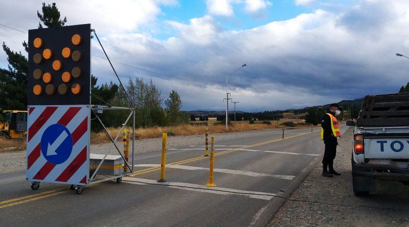 Seguridad Vial realiza controles especiales sobre la ruta n° 259