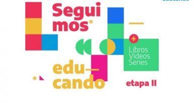 Lanzamiento de la nueva etapa de contenidos educativos en los medios públicos