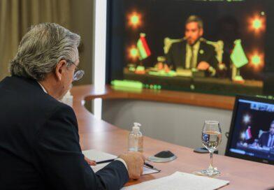 """""""Necesidad de que integremos una Nación única a nivel regional"""", expresó Alberto Fernández"""