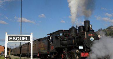 tren la trochita esquel chubut patagonia argentina