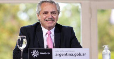 """""""Queremos una sociedad con más respeto por la diversidad"""", manifestó Alberto Fernández"""