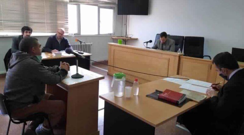 Parricidio en El Maitén: Se formalizó la investigación