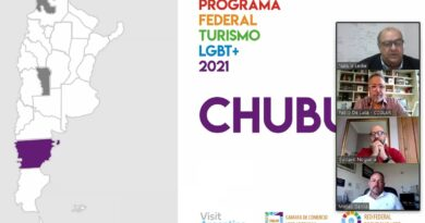 Chubut: turismo inclusivo LGBTQ+
