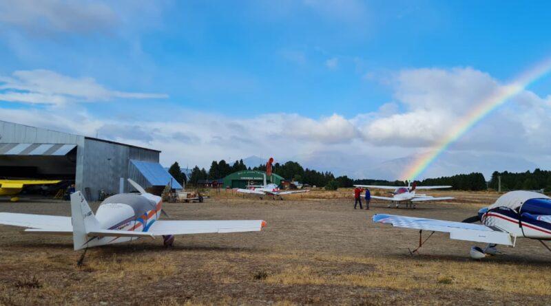 Trevelin será sede del Aero Camping Patagonia
